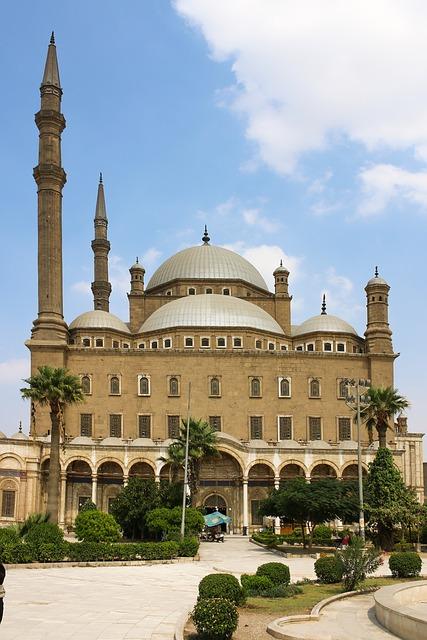 Cairo Citadel - Mohamed Ali mosque