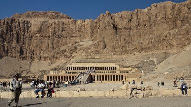 Hatshepsut Temple Deir El Bahari